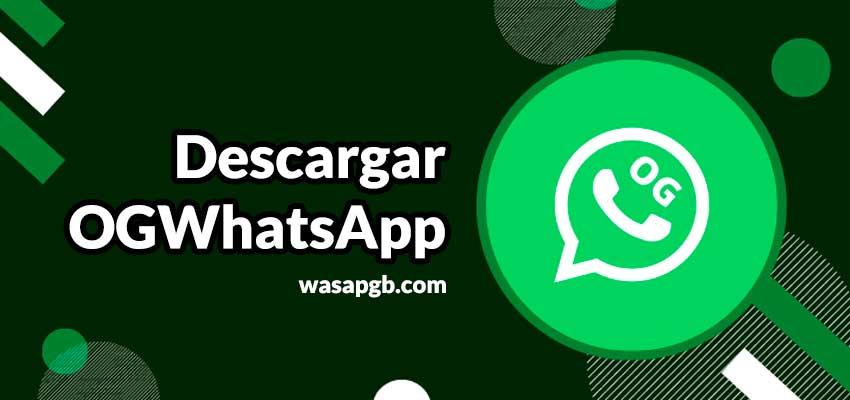descargar og Whatsapp
